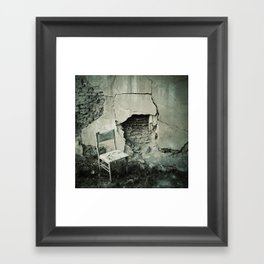 and you learn Framed Art Print