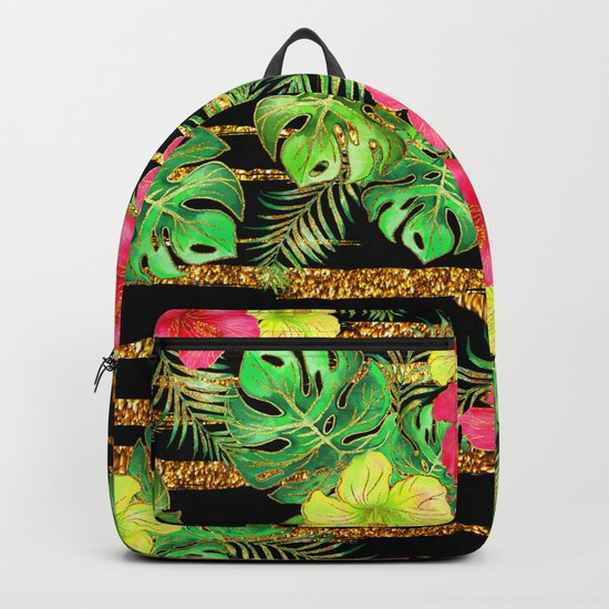 Summer glitter #1 Backpack