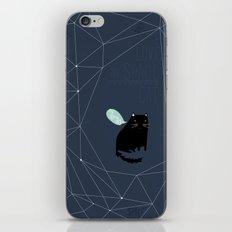 my_spacecat iPhone & iPod Skin