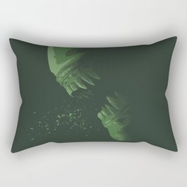Alien (II) Rectangular Pillow