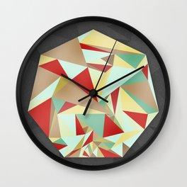 Hard Roller Wall Clock