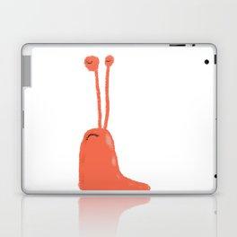 Red Slug Laptop & iPad Skin