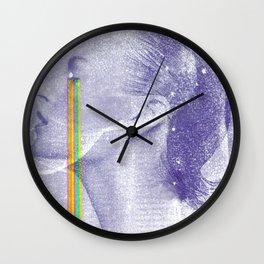 Lacryma Color 3 Wall Clock