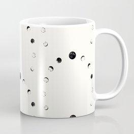 Moon Phase Pattern Coffee Mug