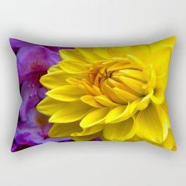 Floral Beauty #1 Rectangular Pillow