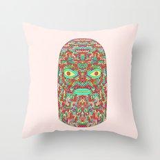 Self-Transforming Being Throw Pillow