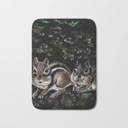 Chip And Dale Bath Mat