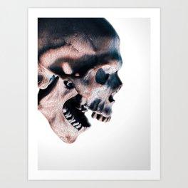 Azazel Art Print