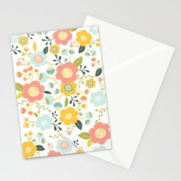 Airy Garden I Stationery Cards