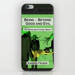 Being – Beyond Good and Evil iPhone Skin