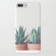 Potted Plants iPhone 7 Plus Slim Case