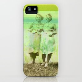 Green Promise iPhone Case