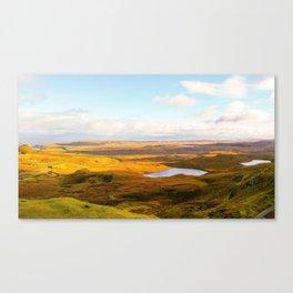 Isle of Skye Canvas Print