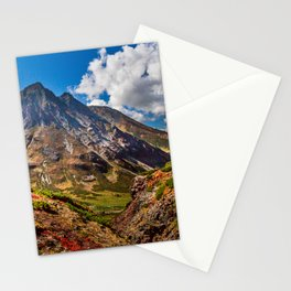 Autumn colors of the old Volсano Stationery Cards
