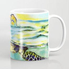 Keep Your Head Above Water. You Got This Coffee Mug