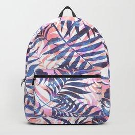 Reeya Tropical {periwinkle} Backpack
