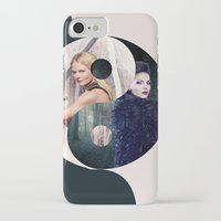 ying yang iPhone & iPod Cases featuring Ying Yang by Geek World