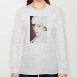 The foxy russian woman Long Sleeve T-shirt