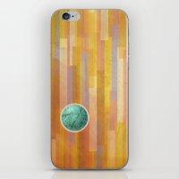 emerald iPhone & iPod Skins featuring Emerald by Ross Burnham