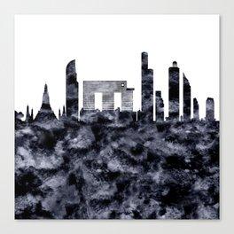 Bangkok Skyline Thailand Canvas Print