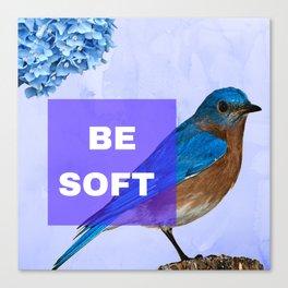 Softness Canvas Print