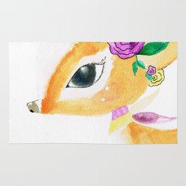 Cute Bambi Rug