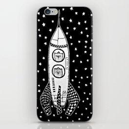 Space Adventures iPhone Skin