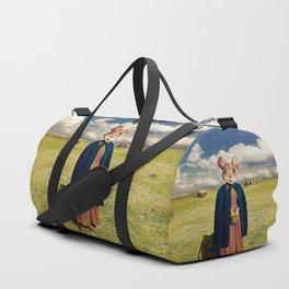 Little Mouse on the Prairie Duffle Bag