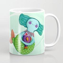 Mom Mermaid Coffee Mug