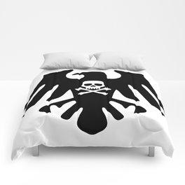 Pirate Crow Comforters