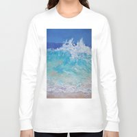 dancing Long Sleeve T-shirts featuring Dancing by Terrel