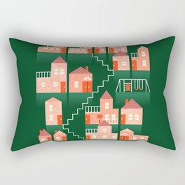 The Neighborhood Block Rectangular Pillow