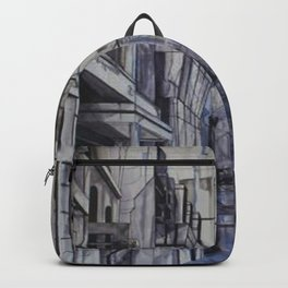 Invisible city Backpack