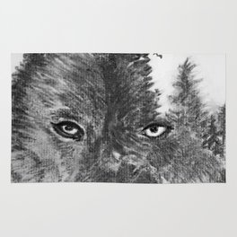 The Wild and the Wilderness II Rug