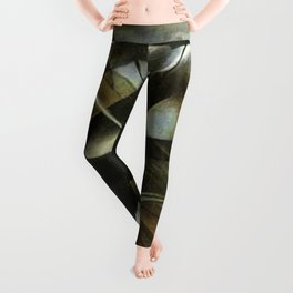 Rough Flight by T. Crali Leggings