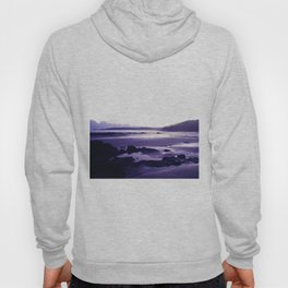 Blue Beach Bay Hoody