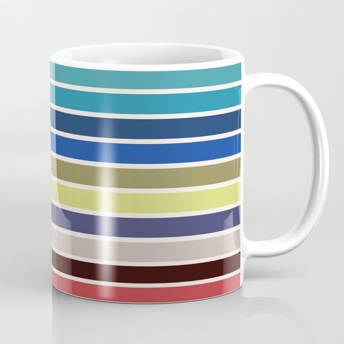 The colors of - kiki's delivery service  Coffee Mug