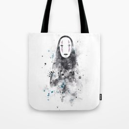No Face Tote Bag