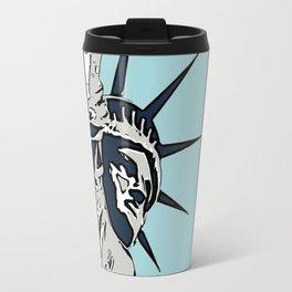 Statue of Liberty Travel Mug