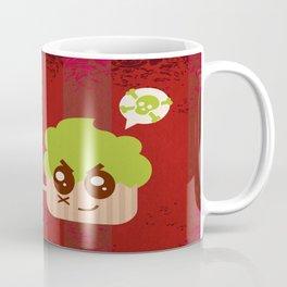 Cupcakes are EVIL Coffee Mug