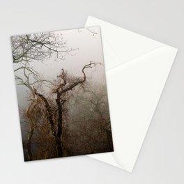 Misty Morning in Scotland Stationery Cards