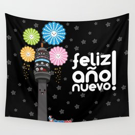 Torre Entel Wall Tapestry