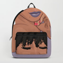 Inner Peace Is Real Beauty Backpack