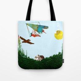 Fly together Tote Bag