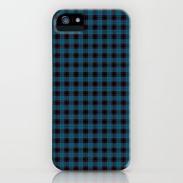 Home Tartan Plaid iPhone Case