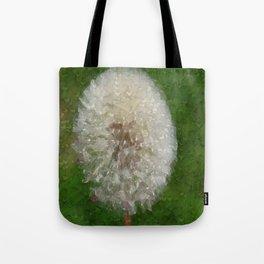 Dandelion Ballerina Tote Bag