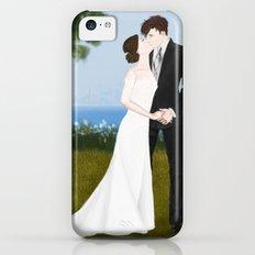 valentine kiss #1 Slim Case iPhone 5c
