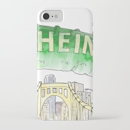 Picklesburgh iPhone Case