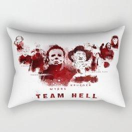 Team Hell #2 Rectangular Pillow