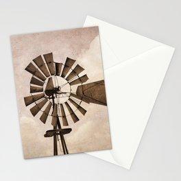 Iowa Windmill Stationery Cards